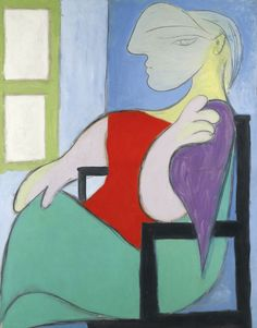 Pablo Picasso's 'Golden Muse'