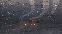 """""""Driving in the Rain"""". By REG."""