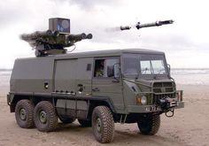 Британская легкая многоцелевая ракета LMM (Lightweight Multirole Missile)