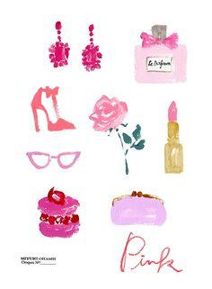 Pink! by Miyuki Ohashi