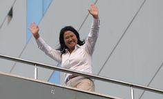 Fujimori leads Peru election first round heads to runoff