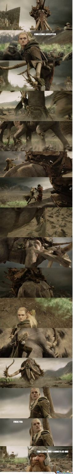 Most epic 1on1 in Lotr
