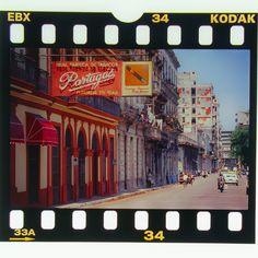 #cuba #karibik #caribbean #havana #lahabana #partagas #cigar #zigarre #diapositiv #perforation #kodak Cuba, Times Square, Memories, Travel, Havana, Cigars, Caribbean, Voyage, Souvenirs
