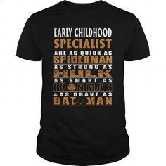 EARLY CHILDHOOD SPECIALIST - BATMAN - #make t shirts #designer t shirts. BUY NOW => https://www.sunfrog.com/LifeStyle/EARLY-CHILDHOOD-SPECIALIST--BATMAN-Black-Guys.html?60505