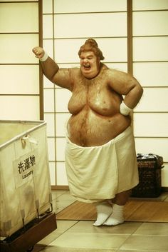 Fat Bastard (from Austin Powers: The Spy Who Shagged Me, 1999). Portrayed by Mike Myers