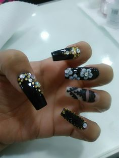 Sinaloa Nails D'Divine Glam Nails