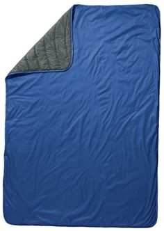 Therm-a-Rest Tech Blanket, Blue, Small
