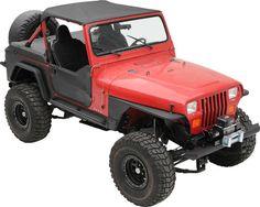 Smittybilt Standard Top for 87-91 Jeep® Wrangler YJ   Quadratec