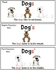 Teacher's Take-Out: Plural/Possessive Poster - Freebie! Free Plural/Possessive Poster. Those plurals and possessives nouns can be tricky! Use this poster to help students remember when to use 's or s' or when it's just plural. Also added is 1 worksheet to practice this skill.