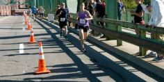 Thank you to Maine Running Photos (mainerunningphotos.com) for this great shot of Dr. Lauren Adey as she was about to cross the finish line at the last Greater L-A Triple Crown race. Dr. Adey earned the first place spot in her category. Congrats, Dr. Adey!