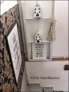Villa Sievähelmi: Palvelijan huone