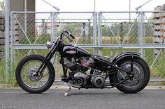 Good Motorcycles / 1980 ハーレーダビッドソン FXE プロが造るカスタム 【STREET-RIDE】ストリートバイク ウェブマガジン