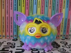 Hasbro's 2014 Furby Furblings Special Edition Easter from Generation Two.