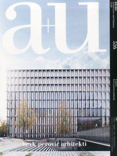 a+u (architecture+urbanism) Sep 2013 issue #516 beck perovic arhitekt - a+u (architecture & urbanism) Japan Architecture Magazine 2013 (#509-518)