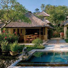Swimming Pooll, Four Seasons Resort Bali at Jimbaran Bay vossy.com