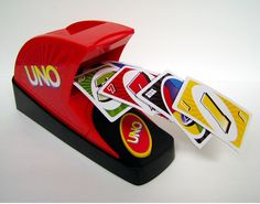 play uno with the family