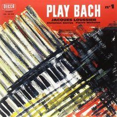 Jacques+Loussier+Play+Bach+No.1+LP+Vinil+180+Gramas+Audiófilo+Decca+Speakers+Corner+Pallas+Alemanha+EU+-+Vinyl+Gourmet