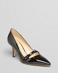 kate spade new york Pointed Toe Pumps - Jolene High Heel | Bloomingdale's