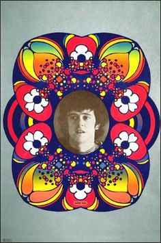 Donovan ~ by Peter Max