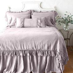 Color Powder, Casual Elegance, Bed Spreads, Comforters, Lavender, Cushions, Blanket, Elegant, Bedroom