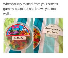 100 Memes Guaranteed To Make All Siblings Laugh Harder Than They Should Stupid Funny Memes, Funny Relatable Memes, Funny Pins, Haha Funny, Funny Cute, Hilarious, Funny Stuff, Random Stuff, Crazy Funny