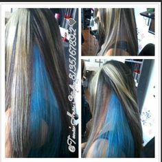 Playing with color @Toni's Hair Studio 8135167892 ♥