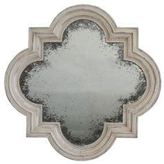 Crown Mirror. Customize items with any of our wide range of finishes, colors, and hand painted artwork. Any item can be painted in over million ways enabling items to be truly unique. The possibility are nearly endless and include stained, distressed, textured, antiqued, weathered and metallic finishes. In addition, artwork is available on most items. Items can be customized with any of our hand painted designs.#StevenShell