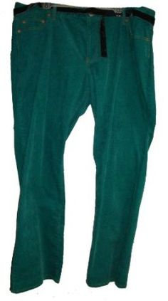 Women's Old Navy Corduroy Pants Size 20R (Green) Old Navy. $24.00