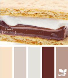 neutral color palette: beige, grays, browns.