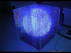 3D LED cube.  Want to go to there.