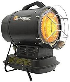 Mr. Heater Corporation MH70KFR 70K BTU Kerosene Radiant Heater, Multi Best Space Heater, Electric Fan Heaters, Oil Filled Radiator, Fire Pit Reviews, Tower Heater, Best Hiking Backpacks, Kerosene Heater, Radiant Heaters, Bathroom Exhaust Fan