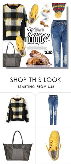 """""""Yoins 27"""" by wannanna ❤ liked on Polyvore"""
