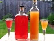 Recipes for tons of homemade liquers... and a really cool website!