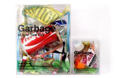 "JUMBO GARBAGE CUBE : 7"" x 7"" x 9"" vs. ORIGINAL GARBAGE CUBE"