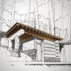 architecture #arch_more #arqsketch #sketch_arq #iarchitectures #superarchitects #urbansketchers #nextarch #arquitetapage