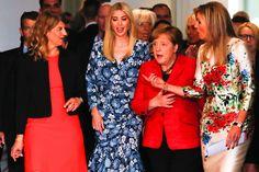 Maxima Des Pays Bas À Berlin Le 25 Avril 2017 18
