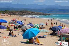 Award winning beaches in Plettenberg Bay. ShowMe Plett www.showmeplett.co.za