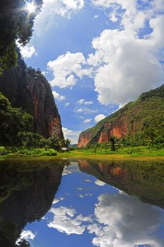 Lembah Harau - Harau Valley Payakumbuh, West Sumatera, Indonesia