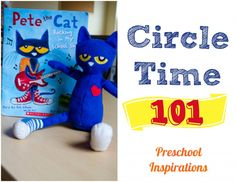 A preschool teacher shares tips on running an awesome circle time.