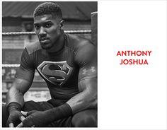 Anthony Joshua | Alan Clarke Photography