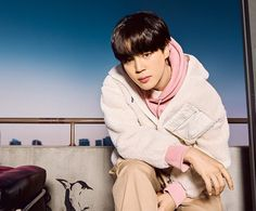 Bts Jimin, Bts Bangtan Boy, Winter Collection, Park, Create Yourself, Seokjin, Hoseok, Namjoon, Mochi