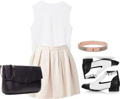 """""""inspired outfit for a date at a restaurant"""" by hayleycarbran ❤ liked on Polyvore"""