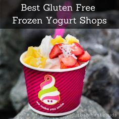 The Best Gluten Free Frozen Yogurt (Froyo) Shops