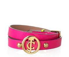 Juicy Couture Neon Double Wrap Bracelet
