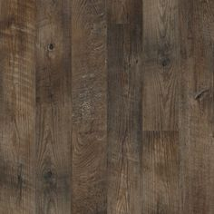 """With its handsome graining, realistic knotholes, and worn saw marks, Dockside is a reclaimed and restored wood visual. Dockside is available in a larger 6"""" x 48"""" inch plank and makes a bold statement in design, color, and character."""