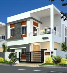 Design Discover House outside design small house design outside home plans small Modern Exterior House Designs New Home Designs Home Design Plans Modern House Design Exterior Design Indian House Plans White House Plans Modern House Plans Dream House Plans House Outside Design, House Front Design, House Design Photos, Small House Design, Modern Exterior House Designs, Modern House Design, Exterior Design, 2 Storey House Design, Bungalow House Design