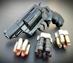 The Governor- .45ACP, .45 Colt, & .410 shot