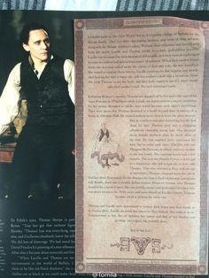 Tom Hiddleston. #CrimsonPeak #TheArtOfDarkness Via Torrilla.