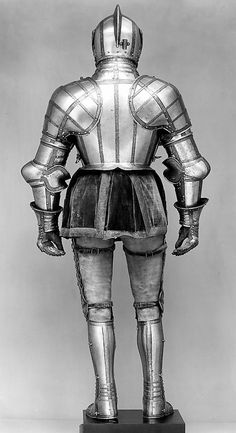 The Metropolitan Museum of Art - Field Armor Probably of Sir John Scudamore