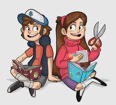 Pin by dire guy on gravity falls гравити фолз Dipper And Mabel, Dipper Pines, Fandoms Unite, Geeks, Garden Falls, Monster Falls, Cartoon Gifs, Cartoon Logic, Gravity Falls Art